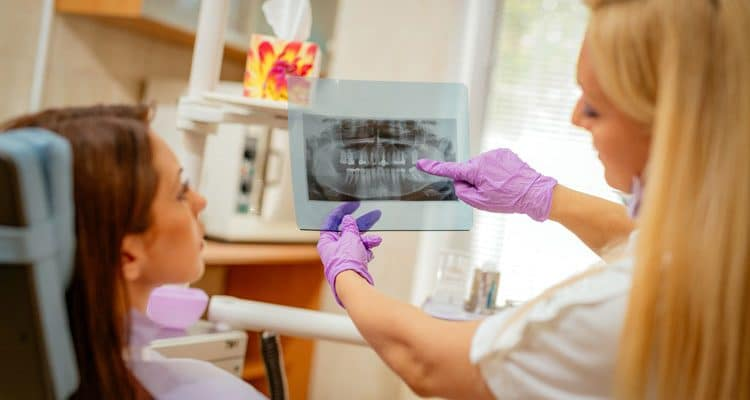 dental implants dentist irvine